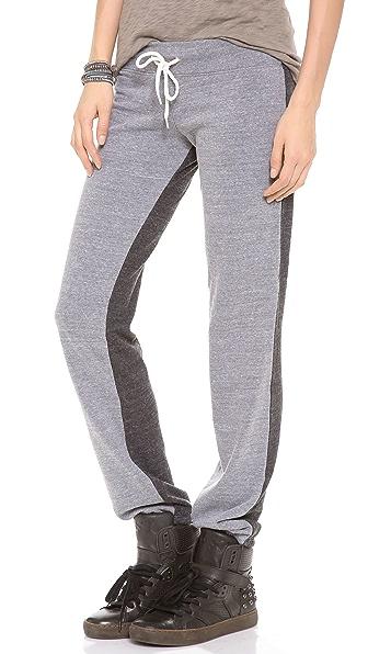 MONROW Half & Half Sweatpants