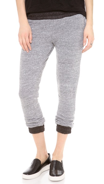 MONROW Granite Skinny Sweats