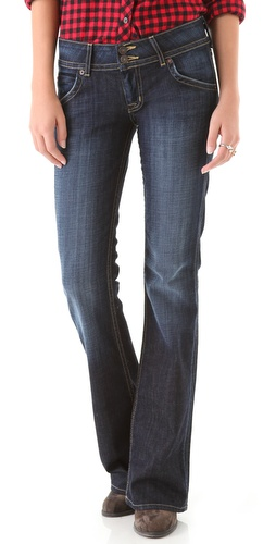 Hudson Signature Boot Cut Jeans at Shopbop.com