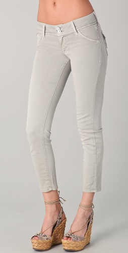 Hudson Collin Crop Skinny Jeans