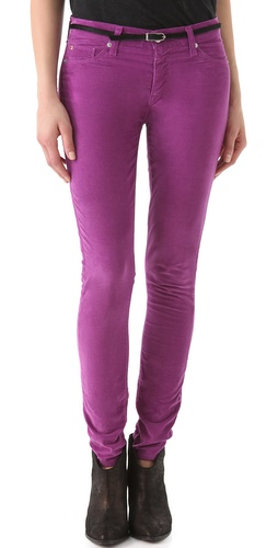 Hudson Nico Super Skinny Corduroy Pants at Shopbop.com