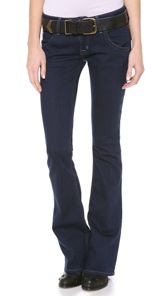 Hudson Signature Boot Cut Jean - Ember at Shopbop