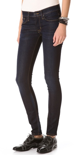 Hudson Krista Super Skinny Jeans at Shopbop / East Dane