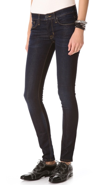 Hudson Krista Super Skinny Jeans - London Calling at Shopbop