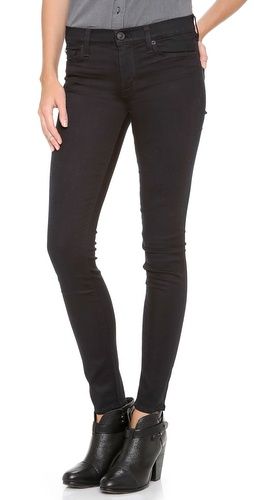 Hudson Nico Super Skinny Jeans at Shopbop / East Dane
