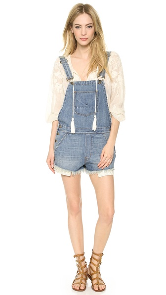 Hudson Florence Shortalls - Immortal at Shopbop