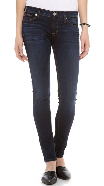 Hudson Krista Skinny Jeans - Forsthyia at Shopbop