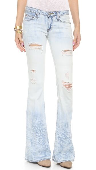 Hudson Mia Flare Jeans - Pixie2 at Shopbop