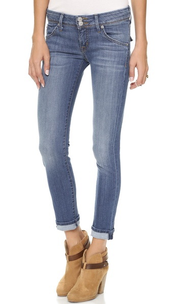 Hudson Nicole Ankle Skinny Jeans - Worship Me at Shopbop