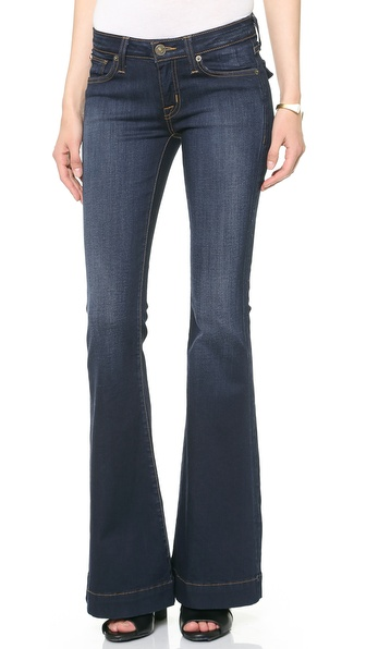Hudson Ferris Flare Jeans - Bombshell at Shopbop