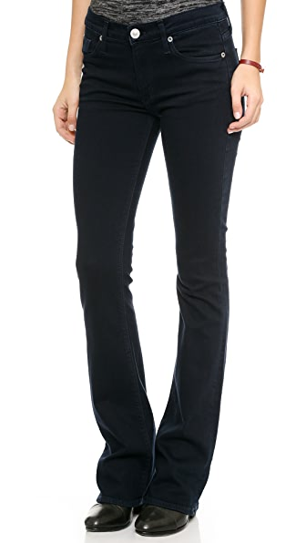 Hudson Love Mid Rise Boot Cut Jeans