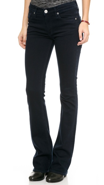 Hudson Love Mid Rise Bootcut Jeans