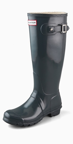 Hunter Boots Hunter Original Gloss Rain Boots at Shopbop.com