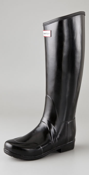 Hunter Boots Regent Smooth Gloss Boots