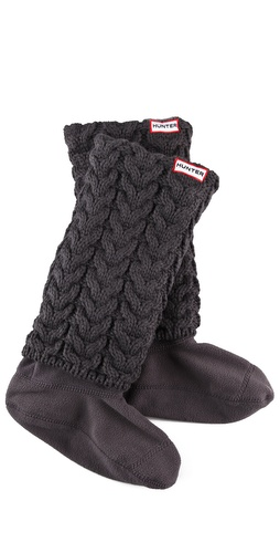 Hunter Boots Long Cuff Welly Socks at Shopbop / East Dane