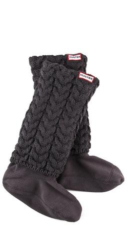 Hunter Boots Long Cuff Welly Socks