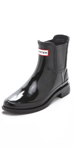 Hunter Boots Bradwell Short Booties at Shopbop.com