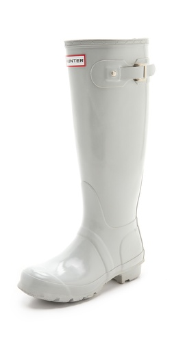 Hunter Boots Hunter Gloss Rain Boots at Shopbop.com