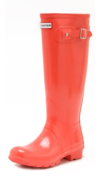 Hunter Boots Hunter Gloss Rain Boots