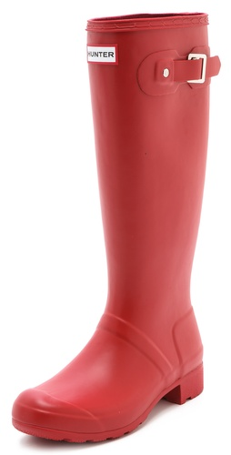 Hunter Boots Hunter Original Packable Tour Rain Boots at Shopbop.com