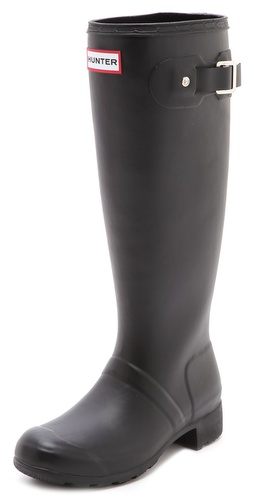 Hunter Boots Hunter Original Packable Tour Rain Boots at Shopbop / East Dane