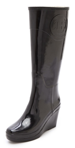 Hunter Boots Champery Wedge Boots at Shopbop / East Dane