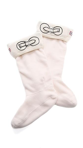 Hunter Boots Cuff Welly Socks