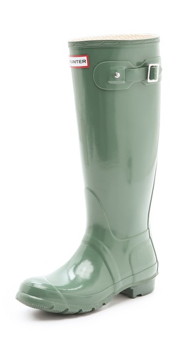 Hunter Boots Original Gloss Boots at Shopbop / East Dane