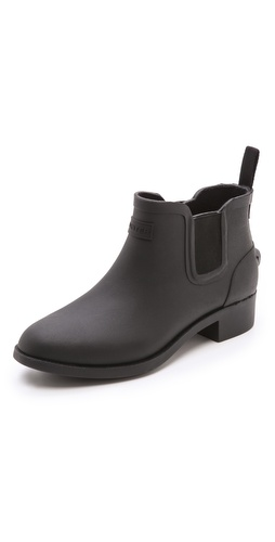 Hunter Boots Belsize Hayden Rain Booties at Shopbop / East Dane
