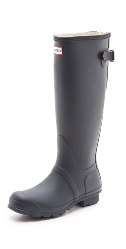 Hunter Boots Adjustable Back Rain Boots at Shopbop / East Dane