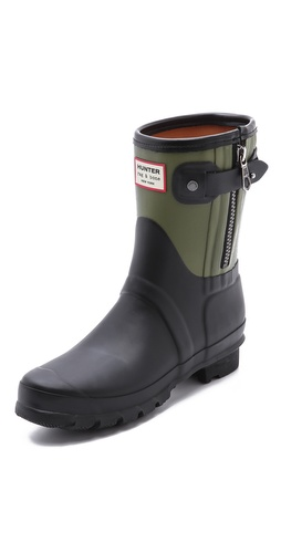 Hunter Boots Rag & Bone X Hunter Short Boots at Shopbop / East Dane