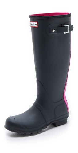 Hunter Boots Original Striped Boots at Shopbop / East Dane