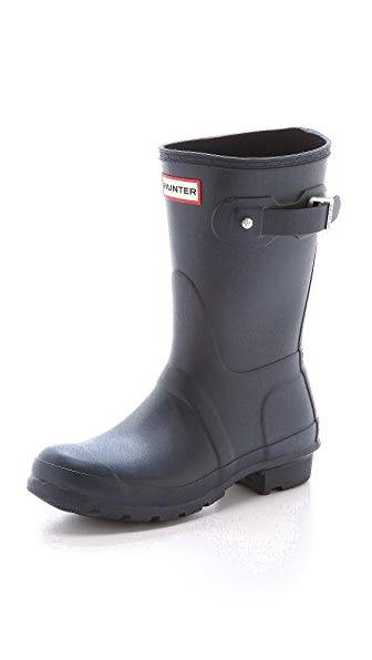 Hunter Boots Original Short Boots