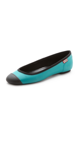 Hunter Boots Original Ballet Flats