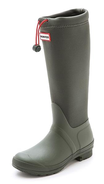 Kupi Hunter Boots cipele online i raspordaja za kupiti Hunter Boots Original Tour Neoprene Boots Dark Olive cipele