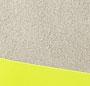 Greige/Neon Yellow