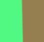 Khaki Green/Neon Green
