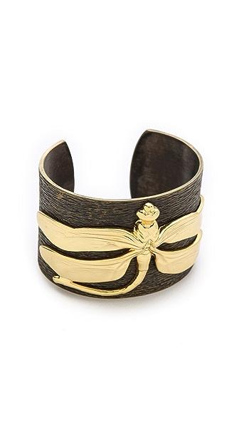 IaM by Ileana Makri Dragonfly Bracelet