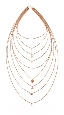 IaM by Ileana Makri Spring Treasure Necklace