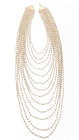 IaM by Ileana Makri Multi Strand Necklace