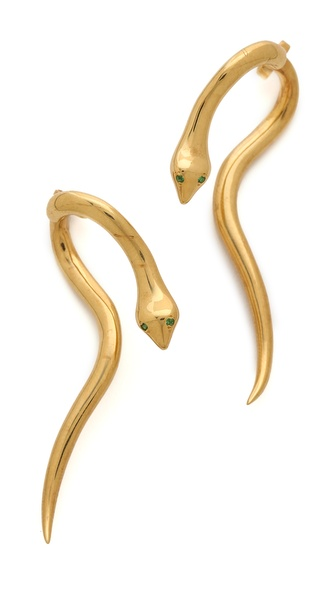 IaM by Ileana Makri Boa Y Earrings