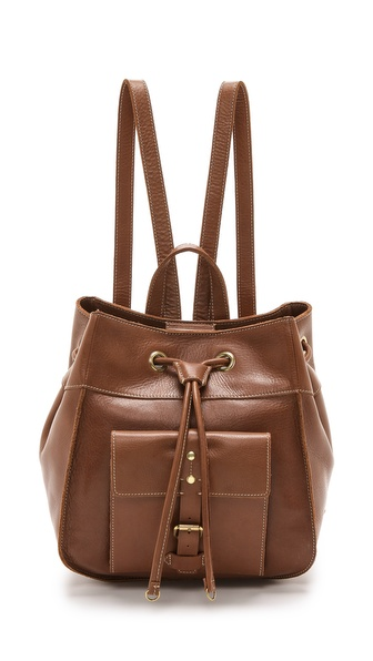 Iiibeca By Joy Gryson Franklin Street Backpack - Toffee at Shopbop / East Dane