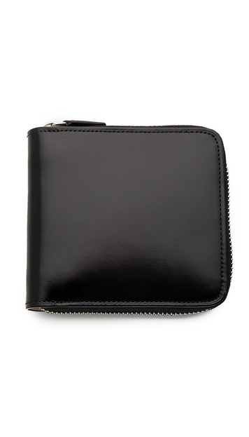 Il Bussetto Zip Wallet