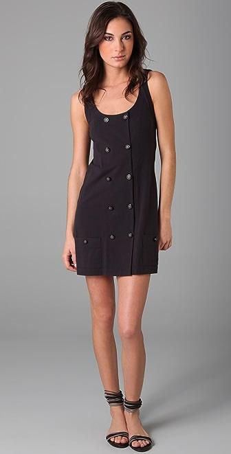 Imitation Vest Dress