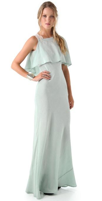 Imitation Astrid Maxi Dress