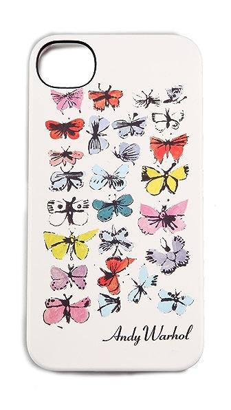 Incase Andy Warhol Butterflies iPhone Case