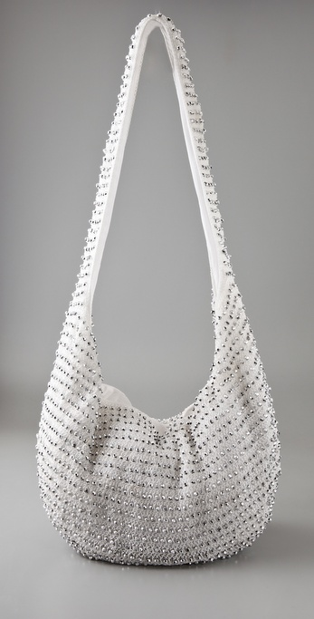 Indah Lena Crocheted Hobo