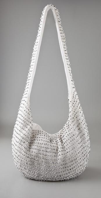 Indah Lena Crocheted Hobo
