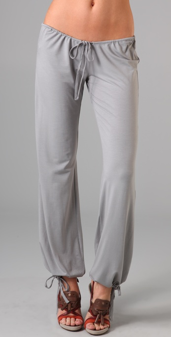 Indah Pina Drawstring Airplane Pants