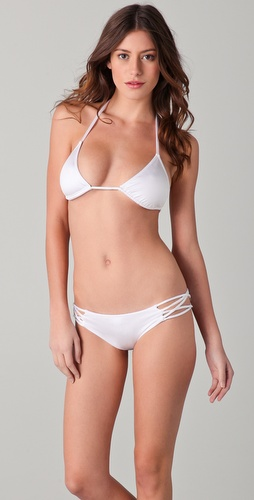 Indah Monique Triangle Bikini Top